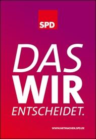 Nie wieder SPD!