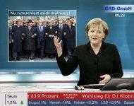 """Wolfgang Herles analysierte das """"System"""" Merkel, das er als """"Merkelismus"""" bezeichnete –K-Networld"""