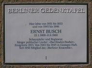 Ernst Busch – Das Lied vomKlassenfeind