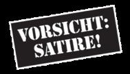 Satire? Aber PARDON, in Deutschland keineChance!