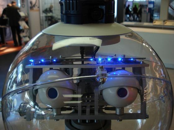 Roboter - Foto Uwe Witczak