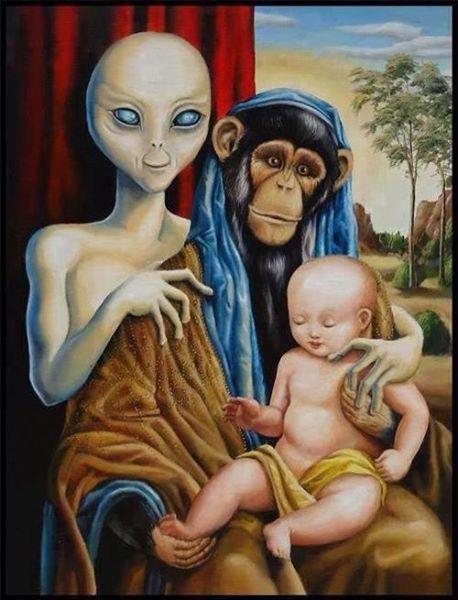 alien affe