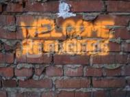 Migranten, bleibt zuhause!