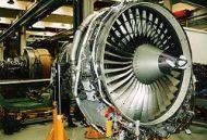 Flugzeugturbinen sind Spitzentechnologie