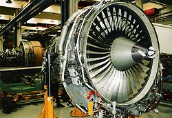 Turbofan-Engine