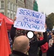 Acht Männer nach Großeinsatz in Berlinverhaftet