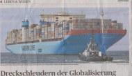 Geoengineering auch per Shiptrail? –K-Networld
