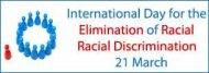 Internationaler Welttag zur Überwindung von Rassendiskriminierung