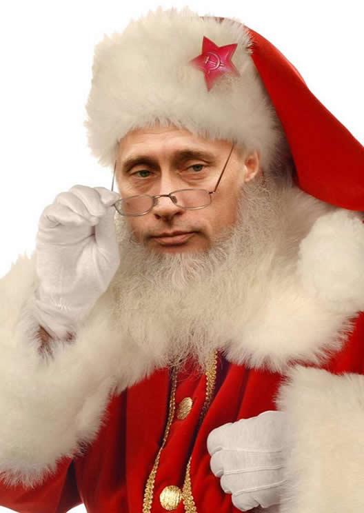 Santa-Putin
