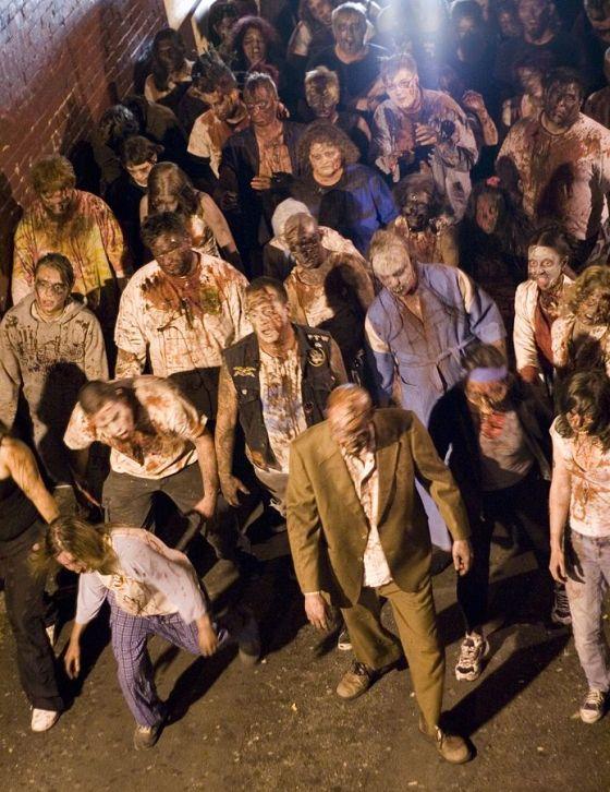Zombie by Joel Friesen flickr
