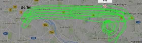 P68 Rundflug