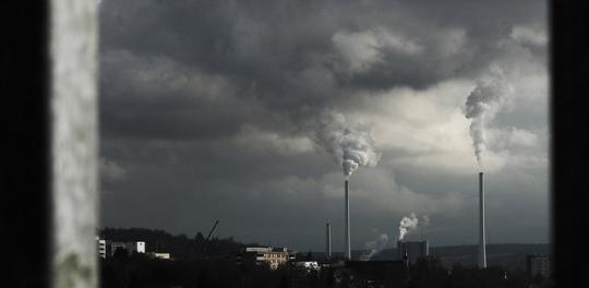 Smog - Foto by Isengardt