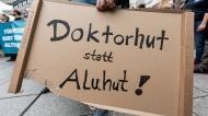 Die Geburt der Klimalüge: Hartmut Bachmann auf der AZK2010