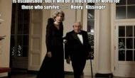 Trump läßt sich von Kissingerberaten