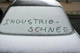 Industrieschnee - Foto Wikipedia