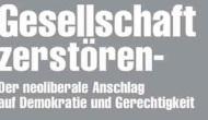 Anschlag auf deutscheDemokratie