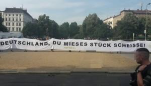 Deutschland Scheisse