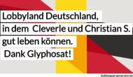 Glyphosat-Entscheidung: Überraschend, vernünftig,überfällig?