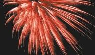 Vorsicht, Feuerwerk! Das Umweltbundesamt warnt vor gefährlichem Feinstaub-Smog in derSilvesternacht.