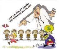 Satire: Netz – DG bald um Konspiratisten – Erlasserweitert?