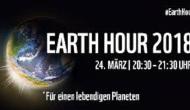EArth Hour 24.3. 2018: Lichtaus!