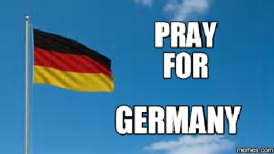 pray vor germany