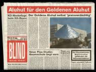 Laudatio für BILD – Gewinner Goldener Aluhut2018